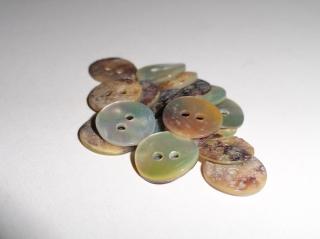 Akoya Shell Buttons